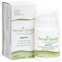 Perspi-Guard SENSITIVE Antiperspirant spray 50ml