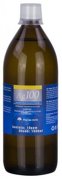 Pharma Activ Koloidné striebro Ag100 (10 ppm) 1000 ml