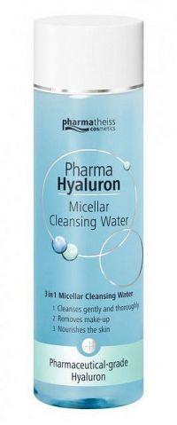 Pharma HYALURON Micelárna voda 1x200 ml