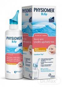 Physiomer Baby hypertonic nosový sprej od 1 mesiaca 60 ml