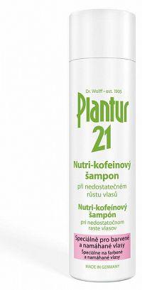 Plantur 21 Nutri-kofeinový šampón 1x250 ml