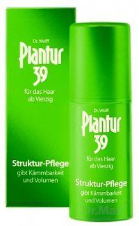 Plantur 39 Štrukturovacia starostlivosť jemný fluid s dávkovačom 1x30 ml
