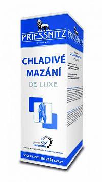 Priessnitz chladivý gél DE LUXE (bez parabénov) 200 ml