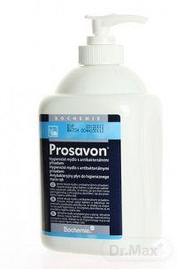 PROSAVON tekuté mydlo s antibakteriálnou prísadou 1x500 ml