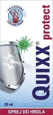 QUIXX protect 1,2 mg/ml sprej do hrdla 1x20 ml