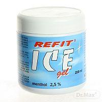 REFIT ICE GEL MENTHOL 1x230 ml