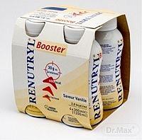 RENUTRYL Booster Vanilková príchuť sol 4x300 ml (1200ml)