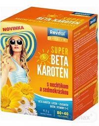 Revital Super Beta-karot.měsíček+7kráska tbl.120