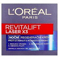 Revitalift Laser X3 nočná starostlivosť proti vráskam nočný krém proti vráskam, 50 mll