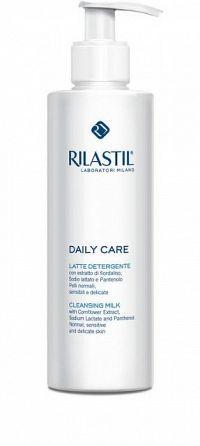 Rilastil Daily Care čistiace mléko pre normálnu, citlivú a jemnú pleť, 250ml
