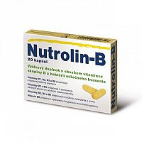 S&D Pharma Nutrolin B 20 cps.