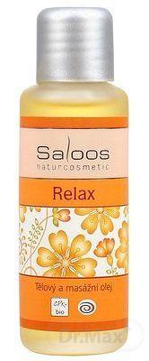 Saloos Relax telový a masážny olej 1x50 ml