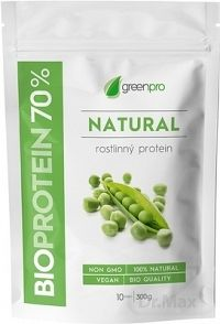 Salutem Pharma Green Pro bioprotein 70% 300 g