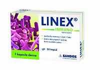 Sandoz LINEX IMMUNO 20 CPS