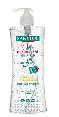 SANYTOL GÉL dezinfekčný na ruky 1x500 ml