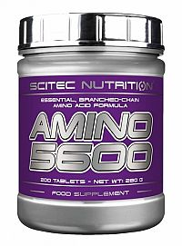 SCITEC NUTRITION Amino 5600 200 tabliet