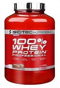 Scitec - Whey Protein Prof. - čokoládová príchuť 2350g