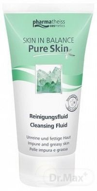 SKIN IN BALANCE Pure Skin čistiace fluidum 1x150 ml