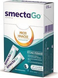SmectaGo perorálna suspenzia vo vrecúškach 1x12 ks