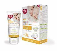 SPLAT BABY detská zubná pasta (0-3 roky) 40 ml + zubná kefka na prst 1 ks, 1x1 set