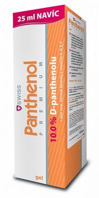 SWISS Panthenol PREMIUM gél (s nechtíkom a aloe) 100+25 ml (125 ml)