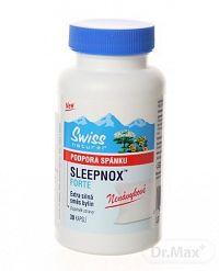 SWISS SLEEPNOX FORTE cps 1x30 ks