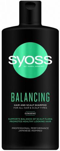Syoss Balancing šampón 440 ml