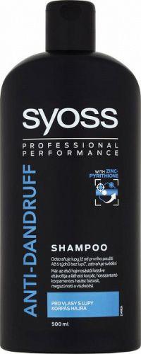 Syoss šampón Anti-Dandruff 500 ml