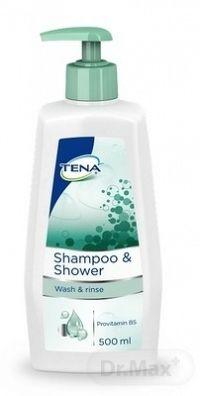 Tena šampón a sprchový gél Shampoo & Shower inov.2015 500 ml