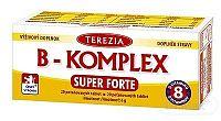 TEREZIA B-KOMPLEX SUPER FORTE tbl 1x20 ks