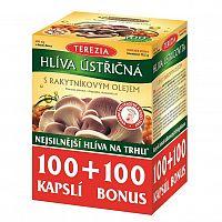 Terezia Company Hliva ustricová s rakytníkovým olejom 100 + 100 kapsúl