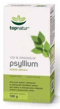 topnatur PSYLLIUM VLÁKNINA prášok 1x100 g