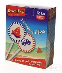 TravelPop lízanka pri cestovnej nevoľnosti 1x12 ks