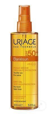 URIAGE BARIÉSUN Suchý olej na opaľovanie v spreji SPF50+ suchý olej na opaľovanie v spreji 1x200 ml