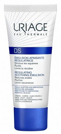 Uriage D.S. upokojujúca emulzia na seboroickú dermatitídu Emulsion 40 ml