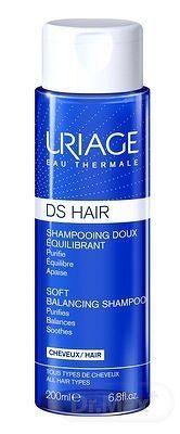 URIAGE DS HAIR Šampón na každodenné použitie vyrovnávací šampón 1x200 ml