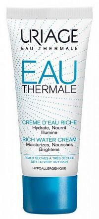 Uriage Eau Thermale výživný a hydratačný krém pre suchú až veľmi suchú pleť 40 ml