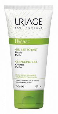 Uriage Hyséac čistiaci krém pre mastnú pleť Cleansing Cream 150 ml