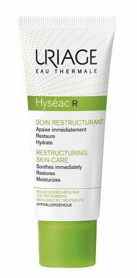 Uriage Hyséac R regeneračný a hydratačný krém pre pleť vysušenú a podráždenú liečbou akné 40 ml