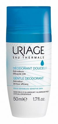 URIAGE Jemný deodorant bez alumíniových solí 1x50ml