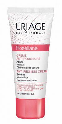 Uriage Roséliane denný krém pre citlivú pleť so sklonom k začervenaniu (Anti-redness Cream) 40 ml