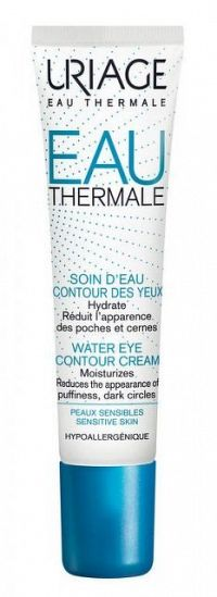 Uriage Thermale Water Eye Contour Cream 15 ml