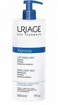 Uriage Xémose zvláčňujúce telové mlieko 500 ml