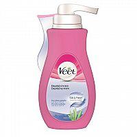Veet Silk&Fresh Depilačný krém pre citlivú pokožku 1x400 ml