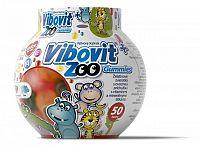 VIBOVIT+ ZOO Gummies (inov.2018) želé s ovocnou príchuťou 1x50 ks