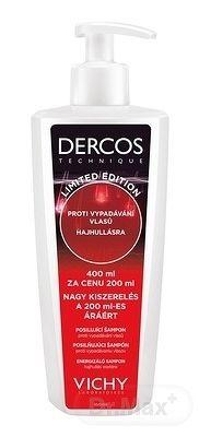 VICHY DERCOS ENERGISING posilňujúci šampón proti vypadávaniu vlasov (verzia 2019) (400 ml za cenu 200 ml) 1x400 ml