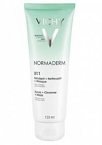 VICHY NORMADERM 3v1 Cleanser 1x125 ml