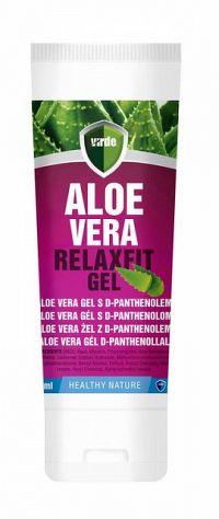 VIRDE ALOE VERA GÉL + D-panthenol (relaxfit) 1x200 ml
