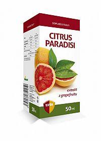Virde Citrus paradisi grepový extrakt 50 ml