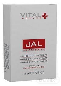 VITAL PLUS ACTIVE JAL (koncentrované kvapky s kyselinou hyalurónovou) 1x15 ml